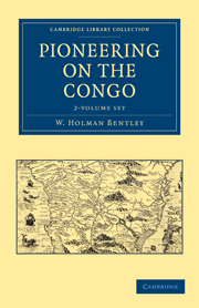 Pioneering on the Congo