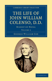The Life of John William Colenso, D.D.