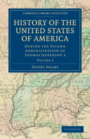 History of the United States of America (1801–1817)