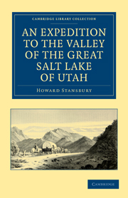 An Expedition to the Valley of the Great Salt Lake of Utah