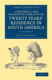 A Historical and Descriptive Narrative of Twenty Years' Residence in South America