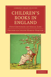 Children's Books in England