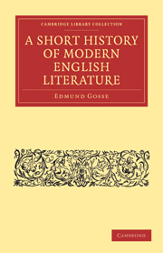 A Short History of Modern English Literature