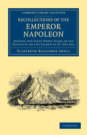 Recollections of the Emperor Napoleon