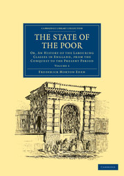 The State of the Poor