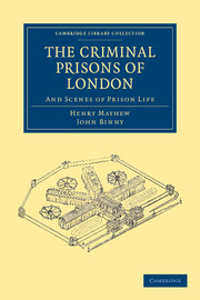 The Criminal Prisons of London