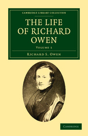 The Life of Richard Owen