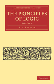 The Principles of Logic