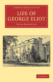 Life of George Eliot