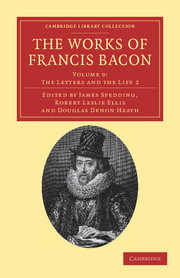 The Works of Francis Bacon