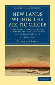 New Lands within the Arctic Circle