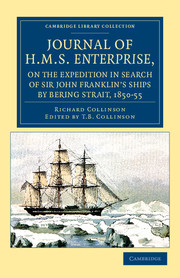 Journal of HMS Enterprise, on the Expedition in Search of Sir John Franklin's Ships by Behring Strait, 1850–55