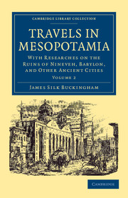 Travels in Mesopotamia