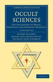Occult Sciences
