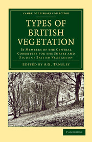 Types of British Vegetation