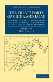 The Treaty Ports of China and Japan