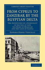 From Cyprus to Zanzibar by the Egyptian Delta