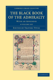 The Black Book of the Admiralty