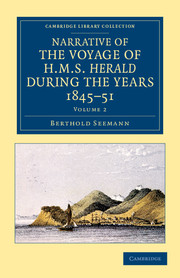 Narrative of the Voyage of HMS Herald during the Years 1845–51 under the Command of Captain Henry Kellett, R.N., C.B.
