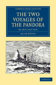 The Two Voyages of the Pandora