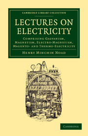Lectures on Electricity
