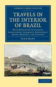 Travels in the Interior of Brazil