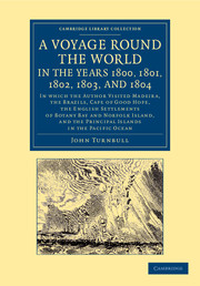 A Voyage Round the World, in the Years 1800, 1801, 1802, 1803, and 1804