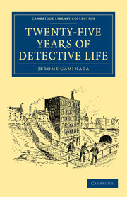 Twenty-Five Years of Detective Life