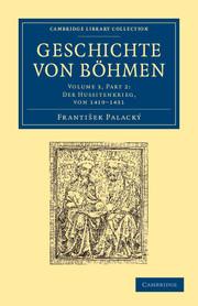 Geschichte von Böhmen