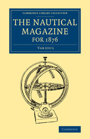 The Nautical Magazine for 1876
