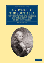 A Voyage to the South Sea, for the Purpose of Conveying the Bread-fruit Tree to the West Indies