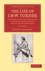 The Life of J. M. W. Turner