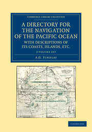 A Directory for the Navigation of the Pacific Ocean, with Descriptions of its Coasts, Islands, etc.