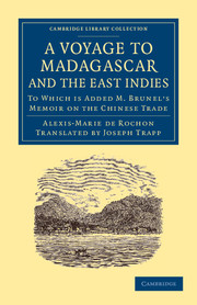 A Voyage to Madagascar, and the East Indies