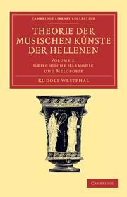 Theorie der musischen Künste der Hellenen