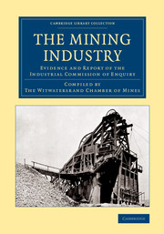 The Mining Industry