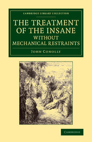 The Treatment of the Insane without Mechanical Restraints