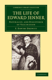 The Life of Edward Jenner M.D., F.R.S.