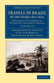 Travels in Brazil, in the Years 1817–1820