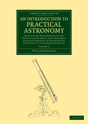 An Introduction to Practical Astronomy