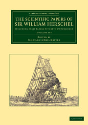The Scientific Papers of Sir William Herschel