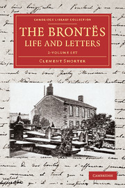 The Brontës Life and Letters