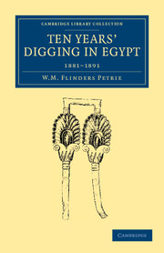 Ten Years' Digging in Egypt