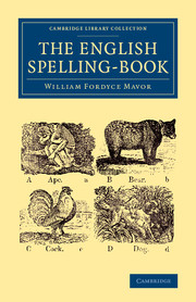 The English Spelling-Book