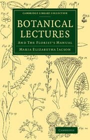 Botanical Lectures