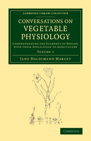 Conversations on Vegetable Physiology