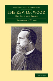 The Rev. J. G. Wood