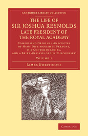 The Life of Sir Joshua Reynolds, Ll.D., F.R.S., F.S.A., etc., Late President of the Royal Academy