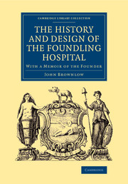 The History and Design of the Foundling Hospital
