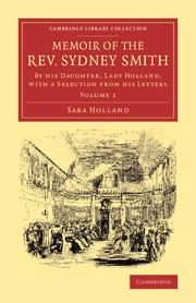 Memoir of the Rev. Sydney Smith